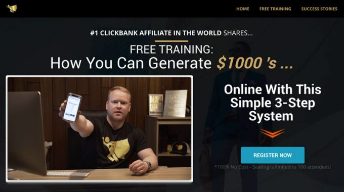 Learn to earn 1000$ daily from Commission Hero