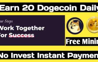How to Get free DogeCoin daily without doing anything